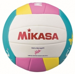 MIKASA BEACH VOLLEY LOPTA VMT5 - LIMITED ED.