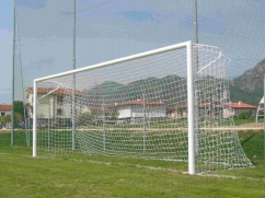 AL. GOLOVI 7,32 x 2,44 m - fiksni s zakrivljenim nosačima mreže